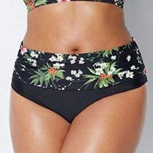 Swimsuits For All Diva Renoir Folded Bikini Bottom